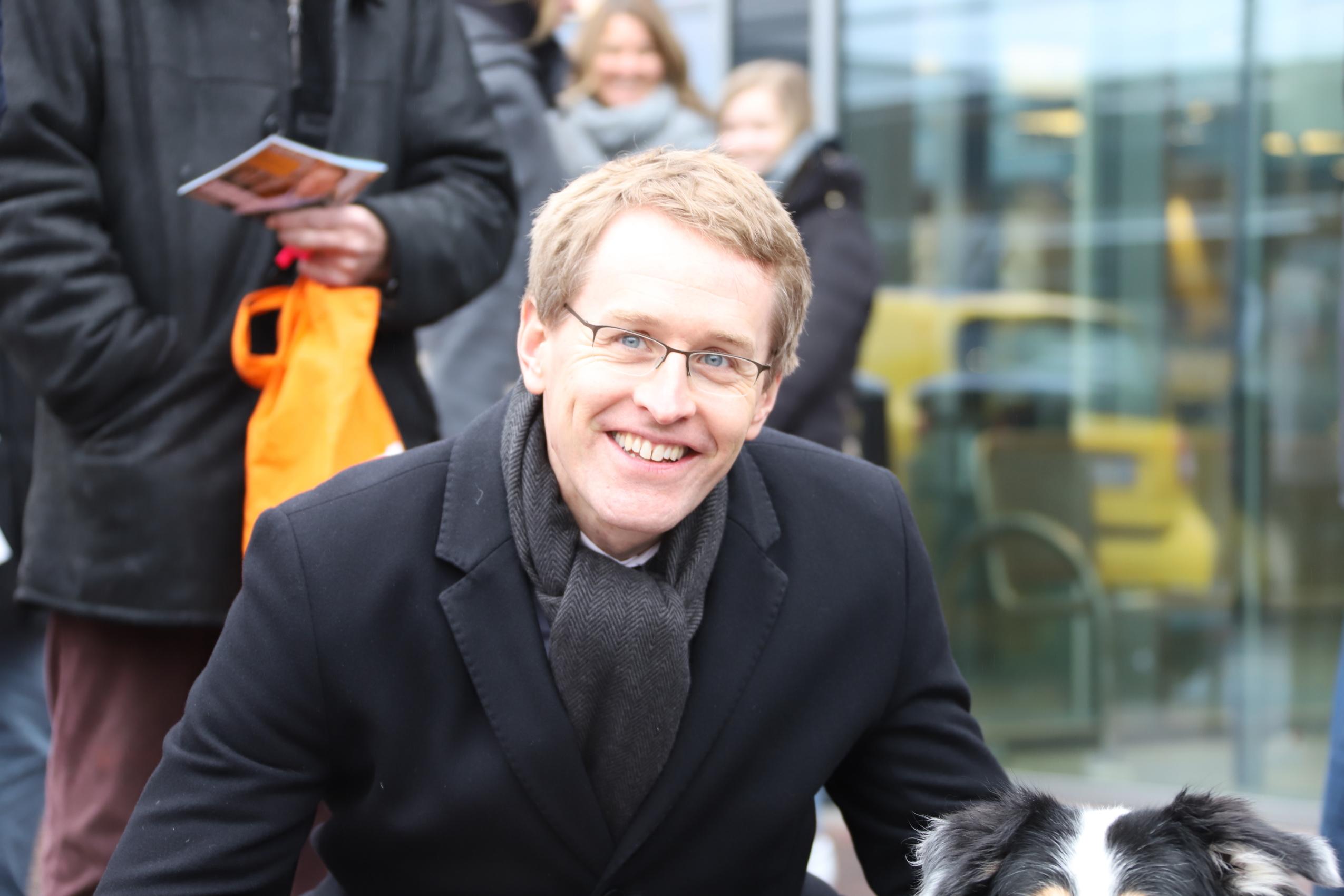 Daniel Günther Ministerpräsident Schleswig Holstein
