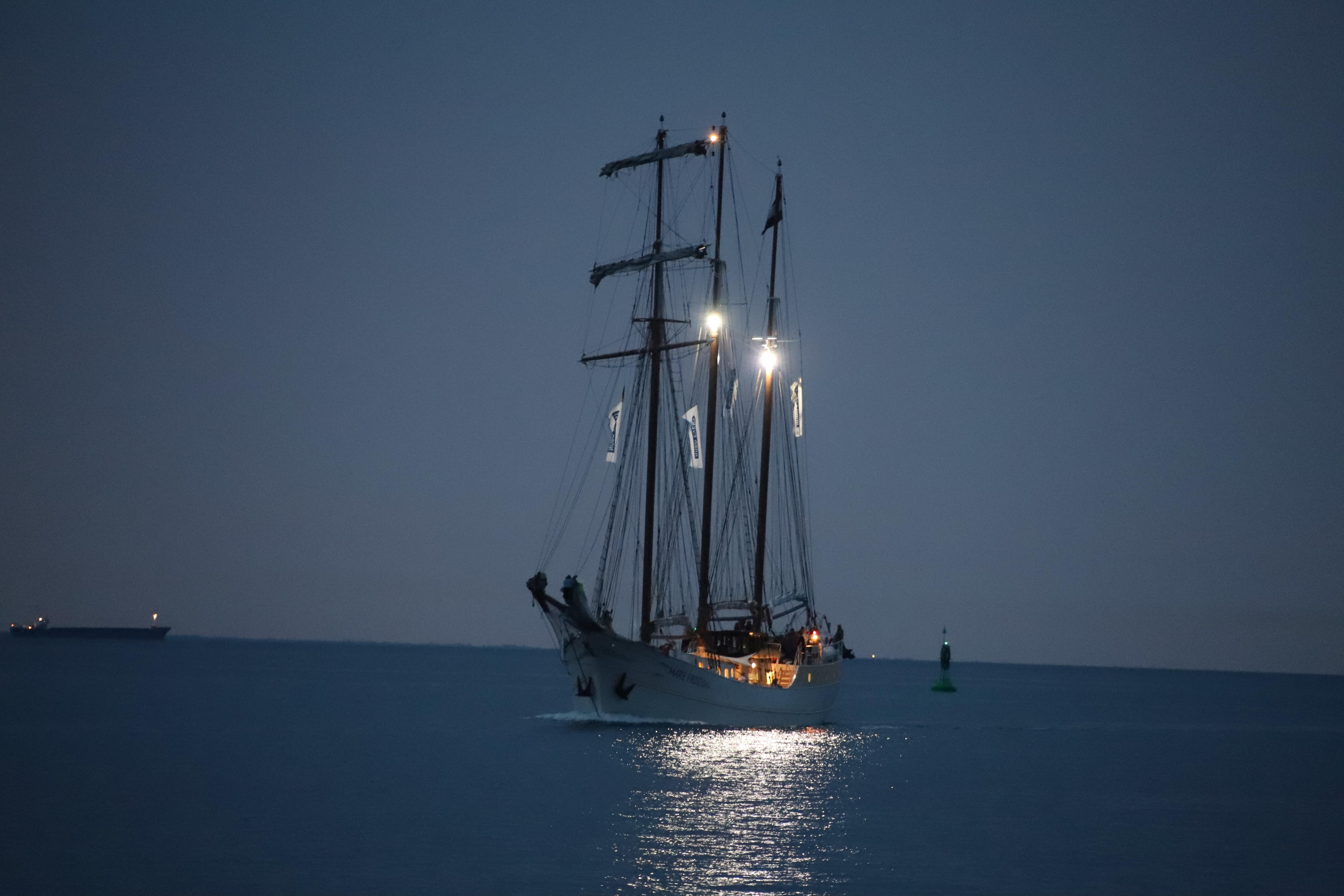 Segelschiff Travemünder Woche