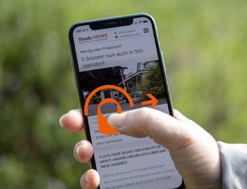 alpha.web geht in Stockelsdorf bei Lübeck als Stodo.NEWS ONLINE